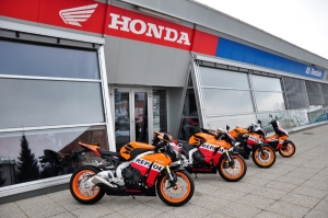 As Domžale Moto center Honda Repsol